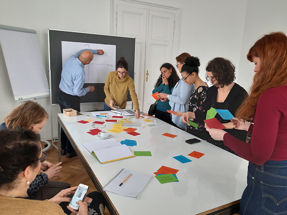 Internat. PISEA Symposium in Wien (Projektabschluss)