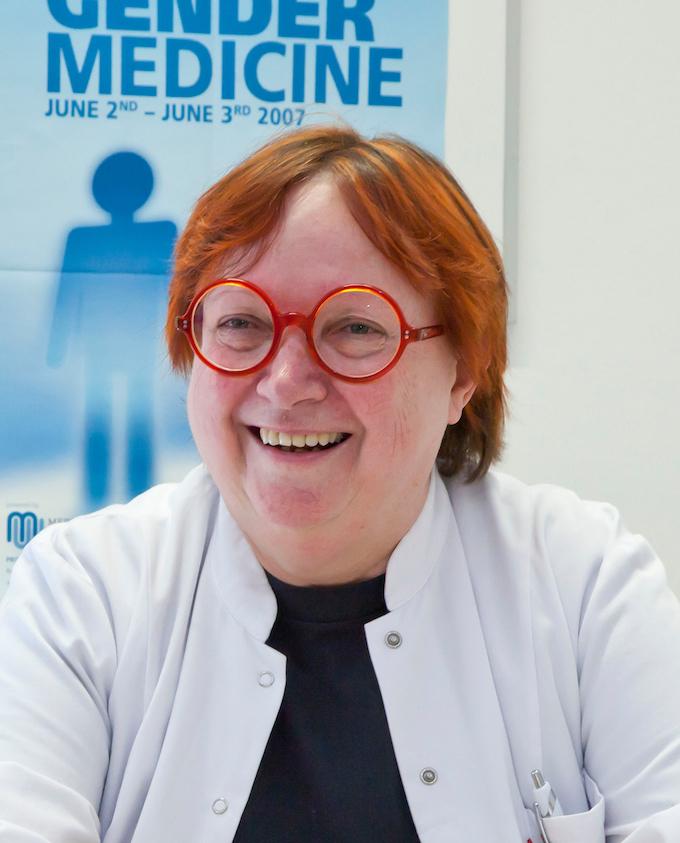 Foto Kontaktperson Gender Medicine Unit, Frauengesundheitszentrum