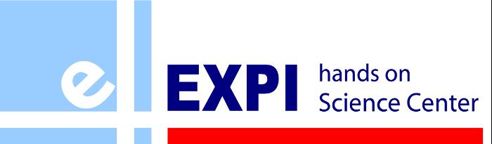 Logo EXPI, Verein Science Center Gotschuchen