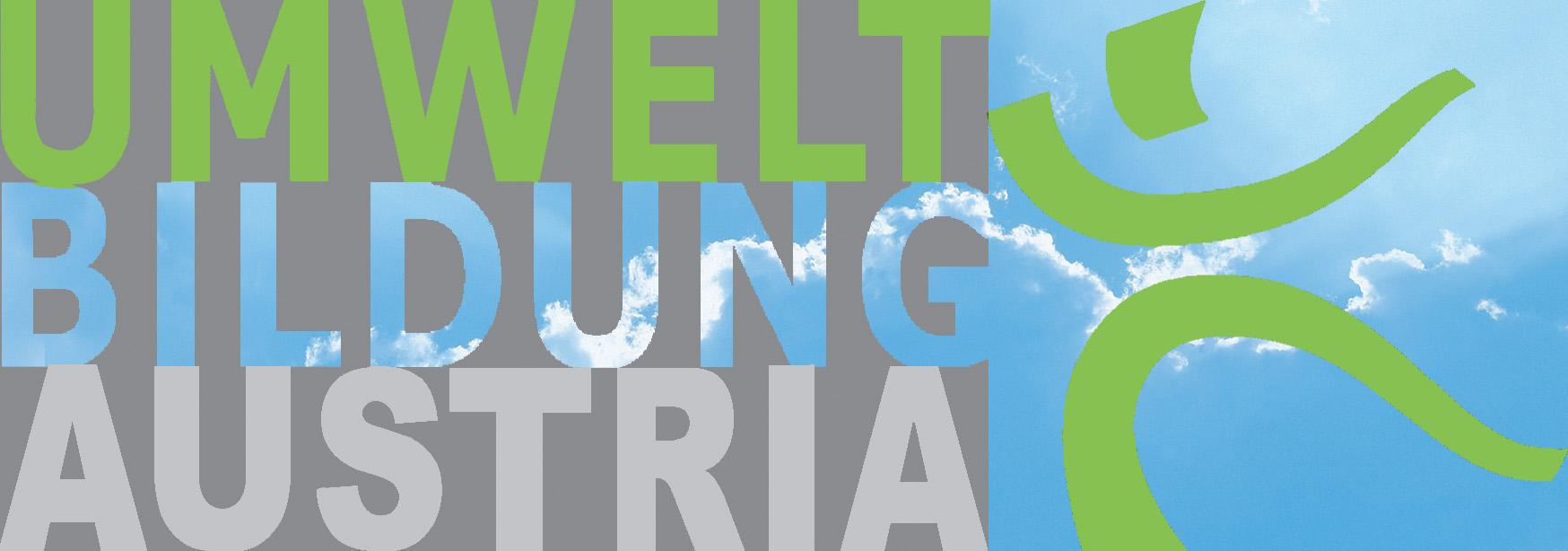 Logo UmweltBildungAustria – Grüne Insel