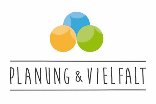 Logo Planung & Vielfalt