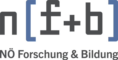 Logo NÖ Forschungs- und Bildungsges.m.b.H. (NFB)