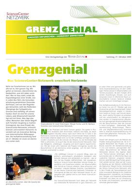 Beilage SCN_Grenzgenial_2009-1