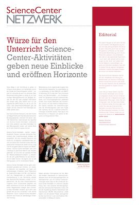 Beilage SCN_Würze für den Unterricht_2011-1