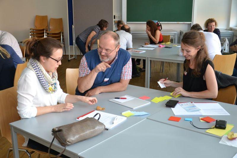 Projekt Forschung mobilisieren Tag der Lehre