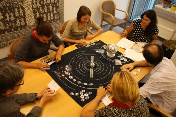 Satellit-Spiel SAAAA-TELLIT