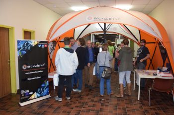 Science2_European Researchers Night_Booth