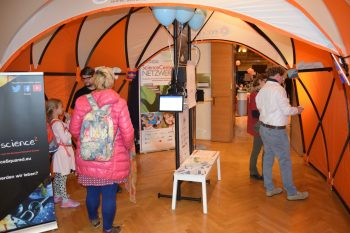 Science2_Forschungsfest NÖ_Booth