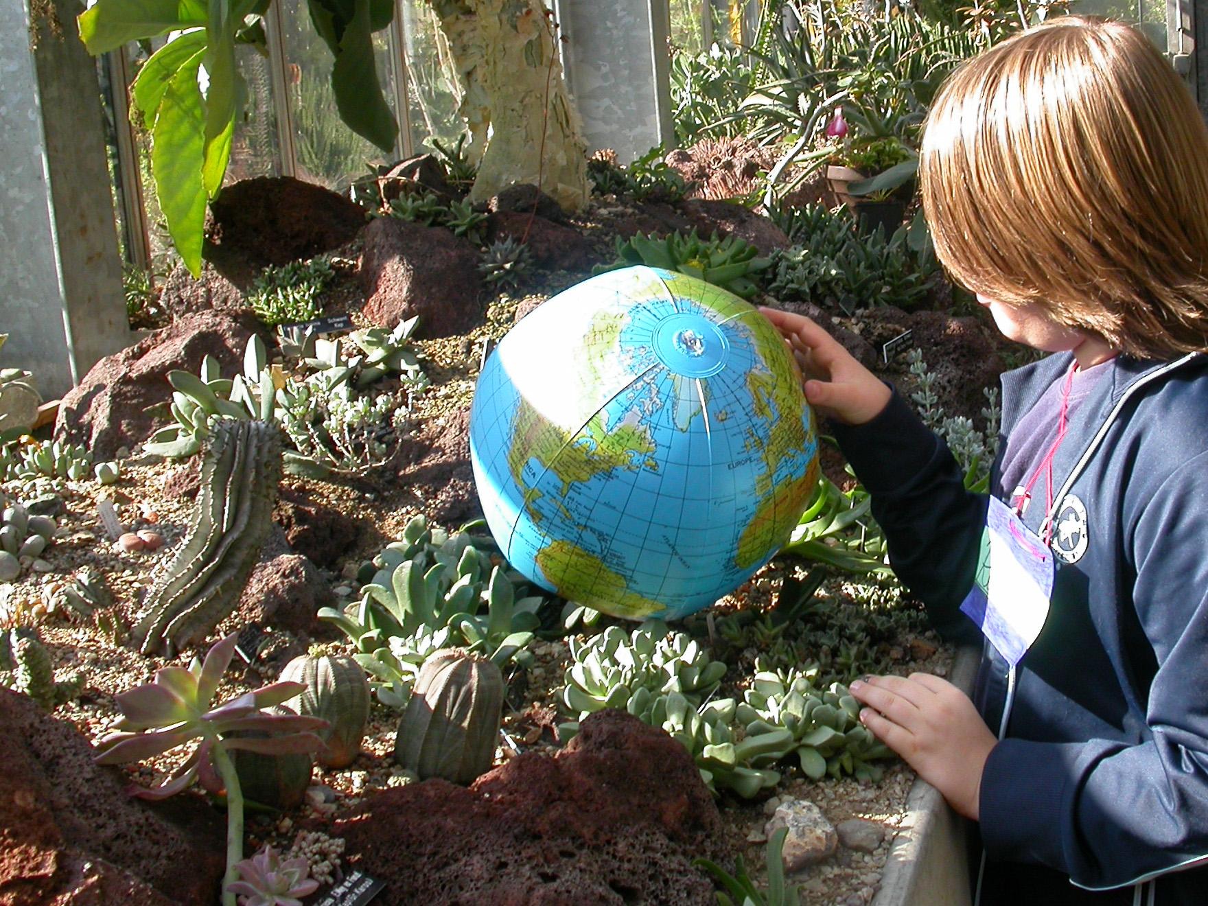 Grüne Schule Botanischer Garten Innsbruck