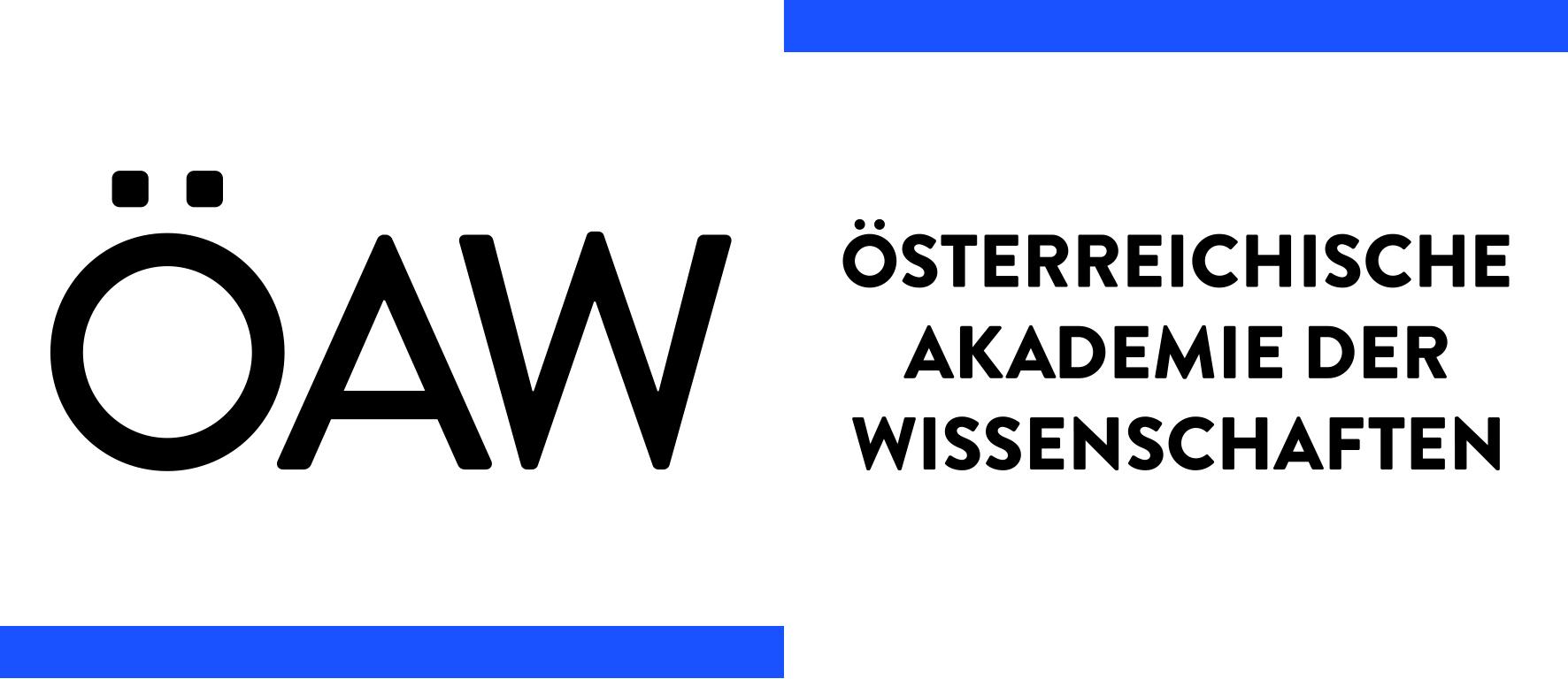 Logo Österreichische Akademie der Wissenschaften