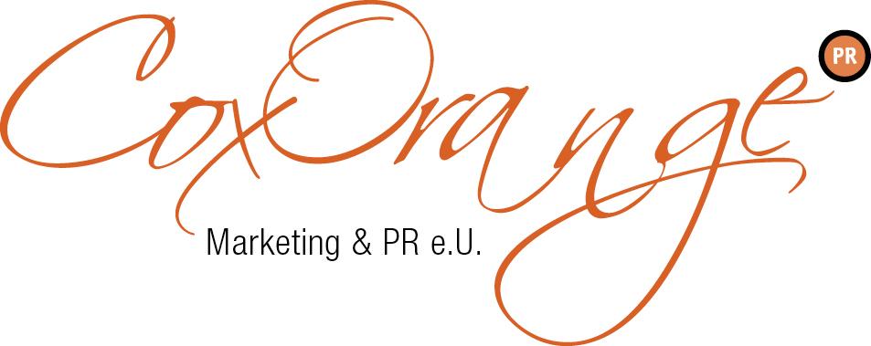 Logo Cox Orange Marketing & PR e.U.