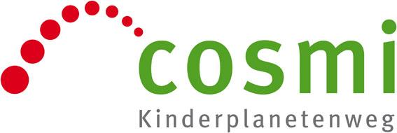 "Logo ""Cosmi will's wissen"""
