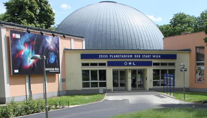 Planetarium Wien, Kuffner & Urania Sternwarte