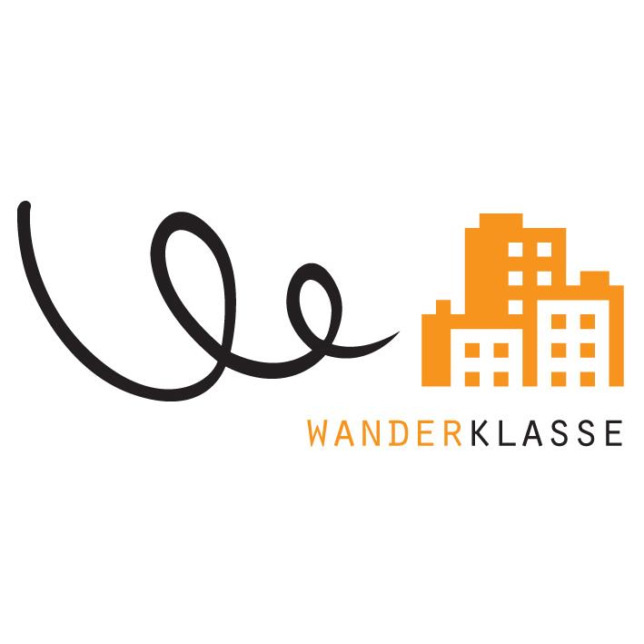 Logo Wanderklasse – Verein für BauKulturVermittlung