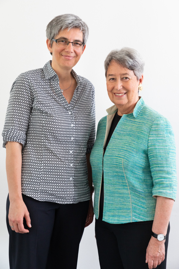 Barbara Streicher und Margit Fischer ©Michael_Kobler_1