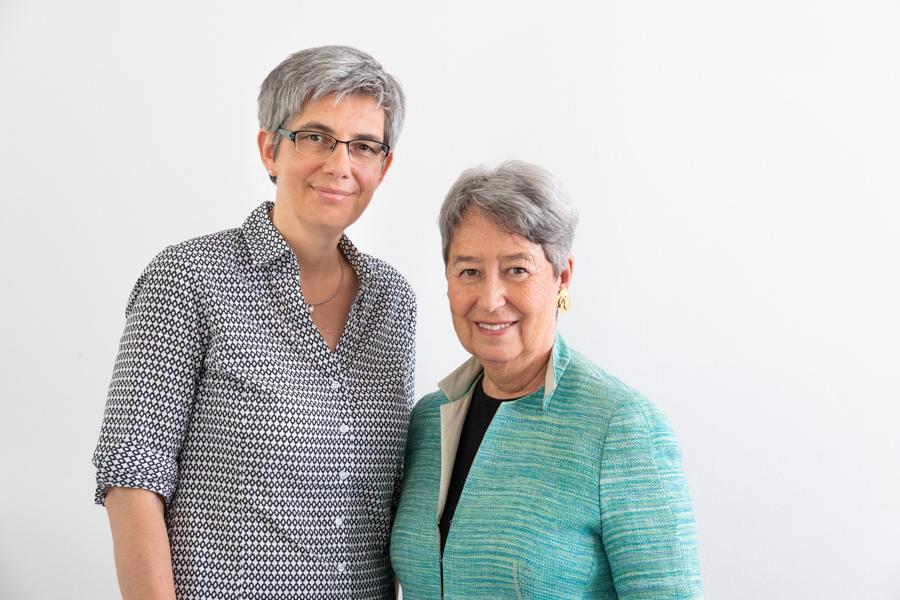 Barbara Streicher und Margit Fischer ©Michael_Kobler_2