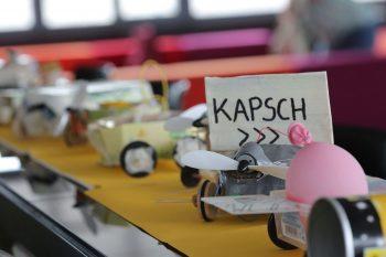 Lasst es rollen Sommerferienspiel 2014 © Kapsch/Jürgen Rudolf