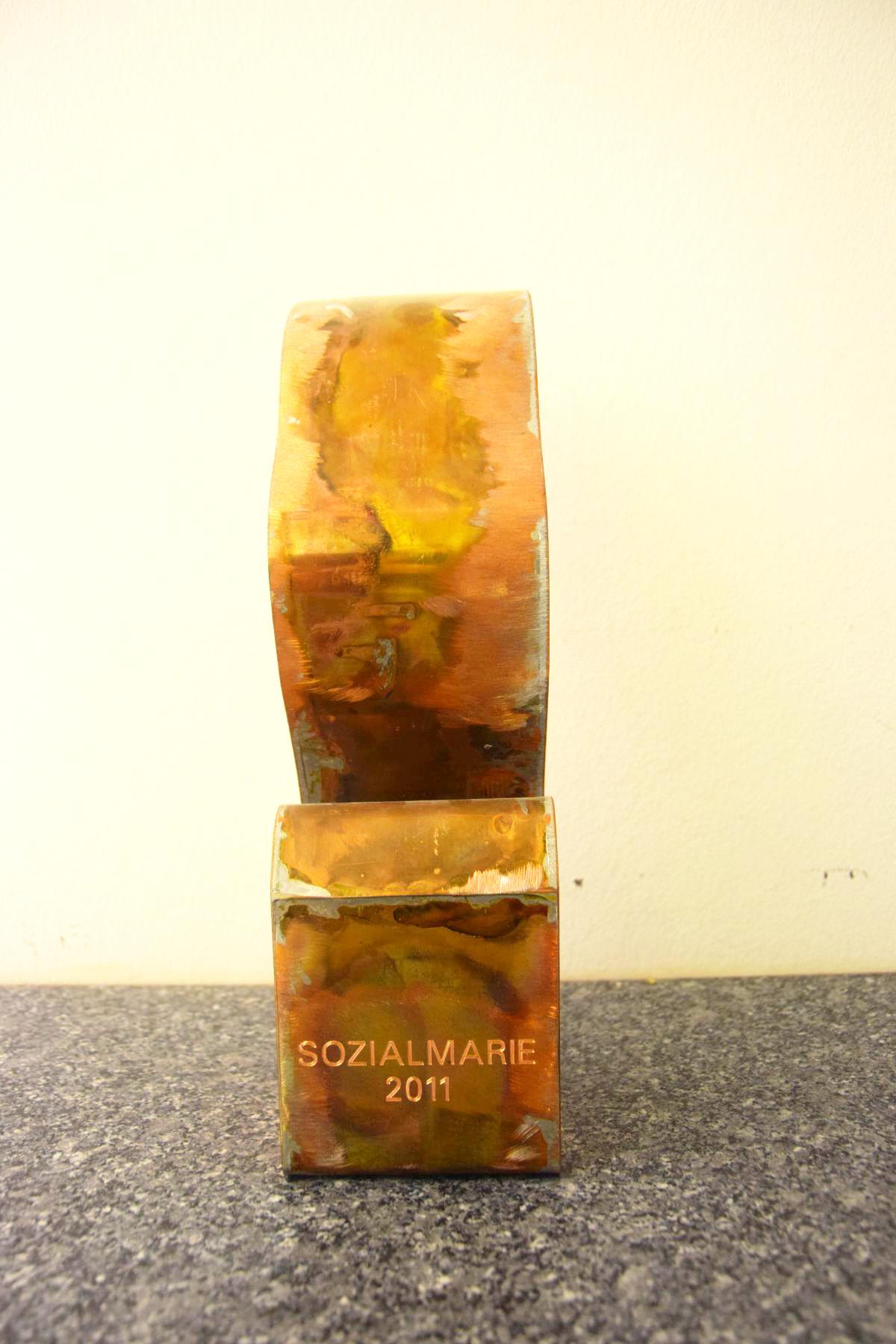 Sozialmarie 2011_Award