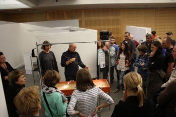 Wirkungswechsel Lange Nacht der Museen 2014