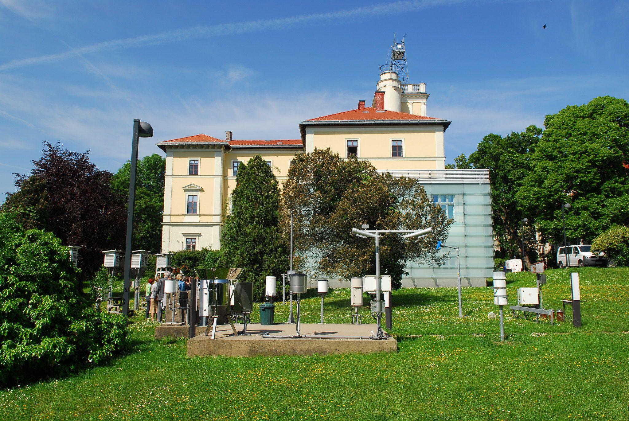 Zentralanstalt für Meteorologie und Geodynamik