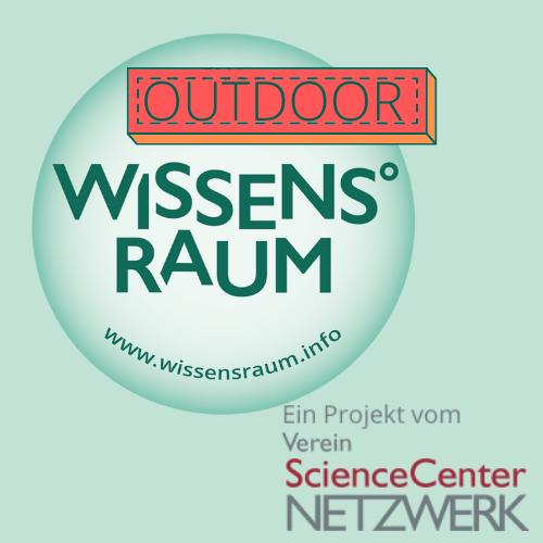 Wissens°raum Outdoor Logo